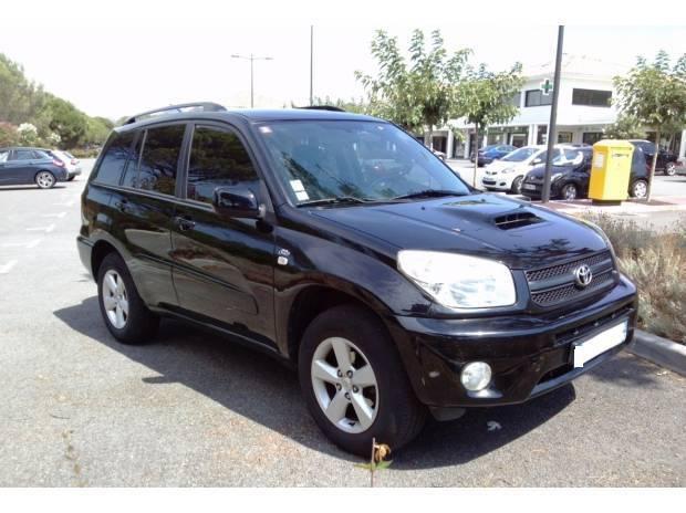Toyota Rav4 II 115 D-4D VXE 5P, Year: 2005