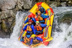 Ultimate Adventure White Water Rafting Auckland