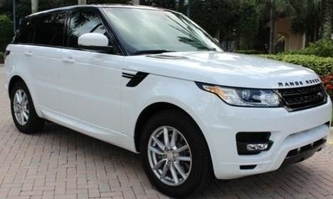 Used 2015 Land Rover Range Rover Sport