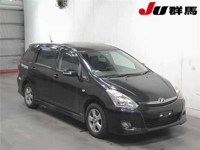 USED JAPANESE TOYOTA WISH 2008