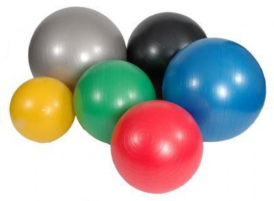 Versatile Yoga Gym Ball with Rapid Inflation Pump Included