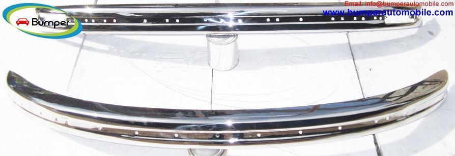 VW Beetle bumpers 1975 and onward
