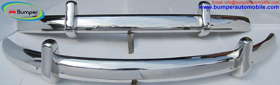 VW Beetle Euro style bumper