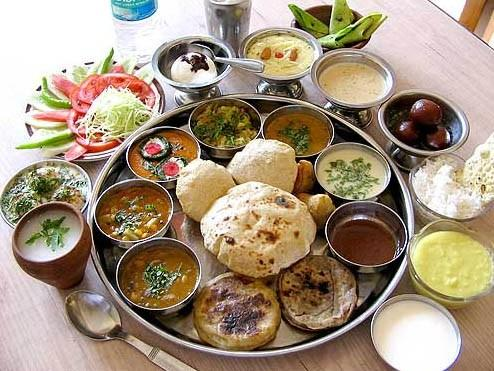 Why is Indian food so different compare to other country?