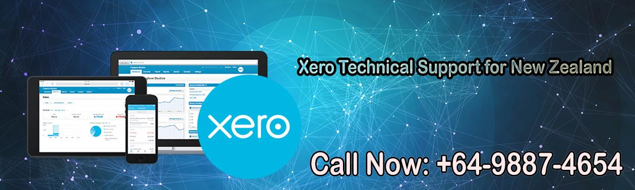 Xero Technical Support Number New Zealand 64-9887-4654