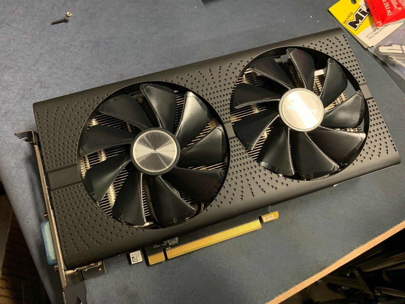 XFX Radeon R9 390X 8GB R9-390X-8256 GDDR5 PCI-E Gaming Video Graphics Card