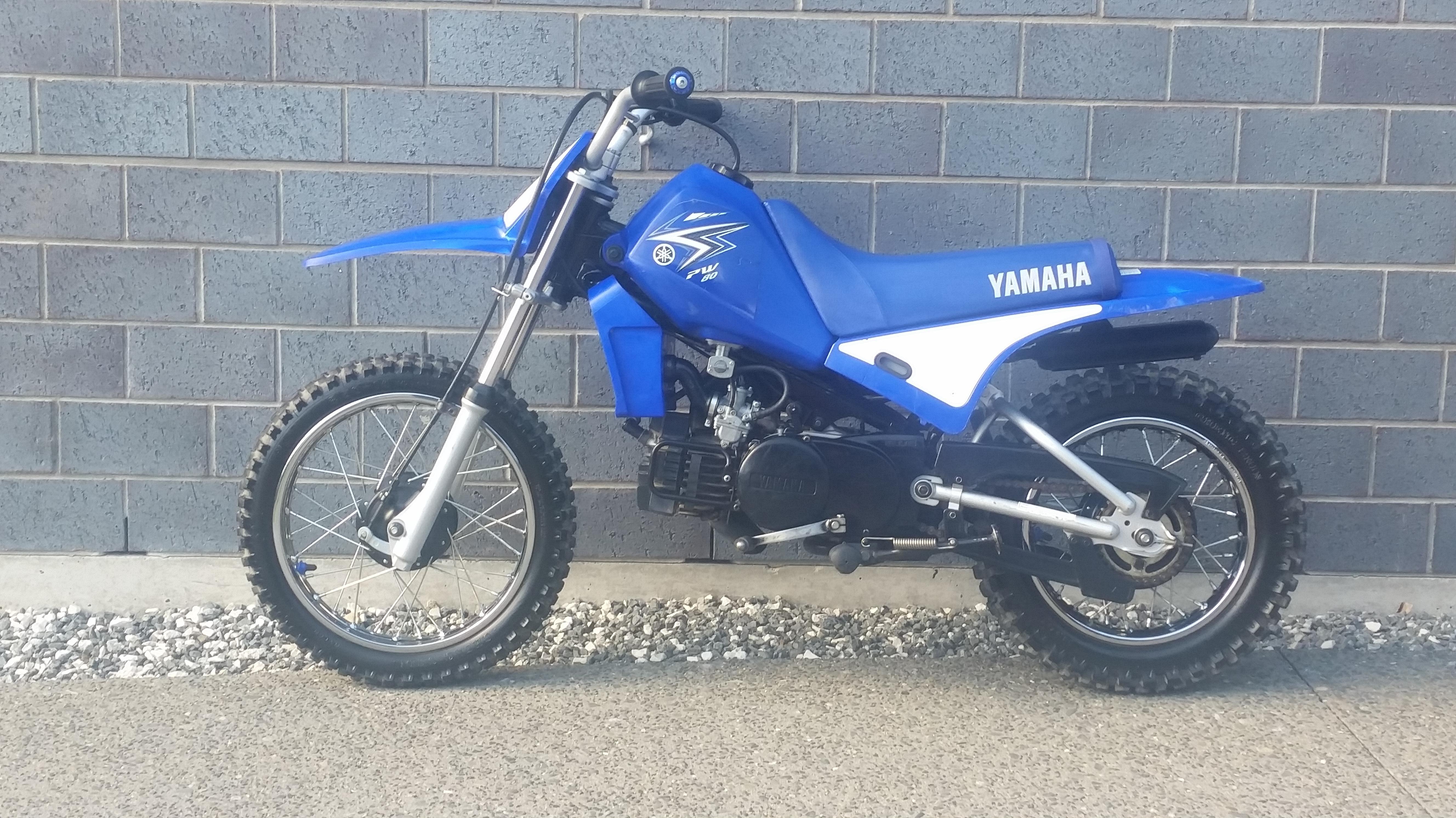 Yamaha 2011 PW 80