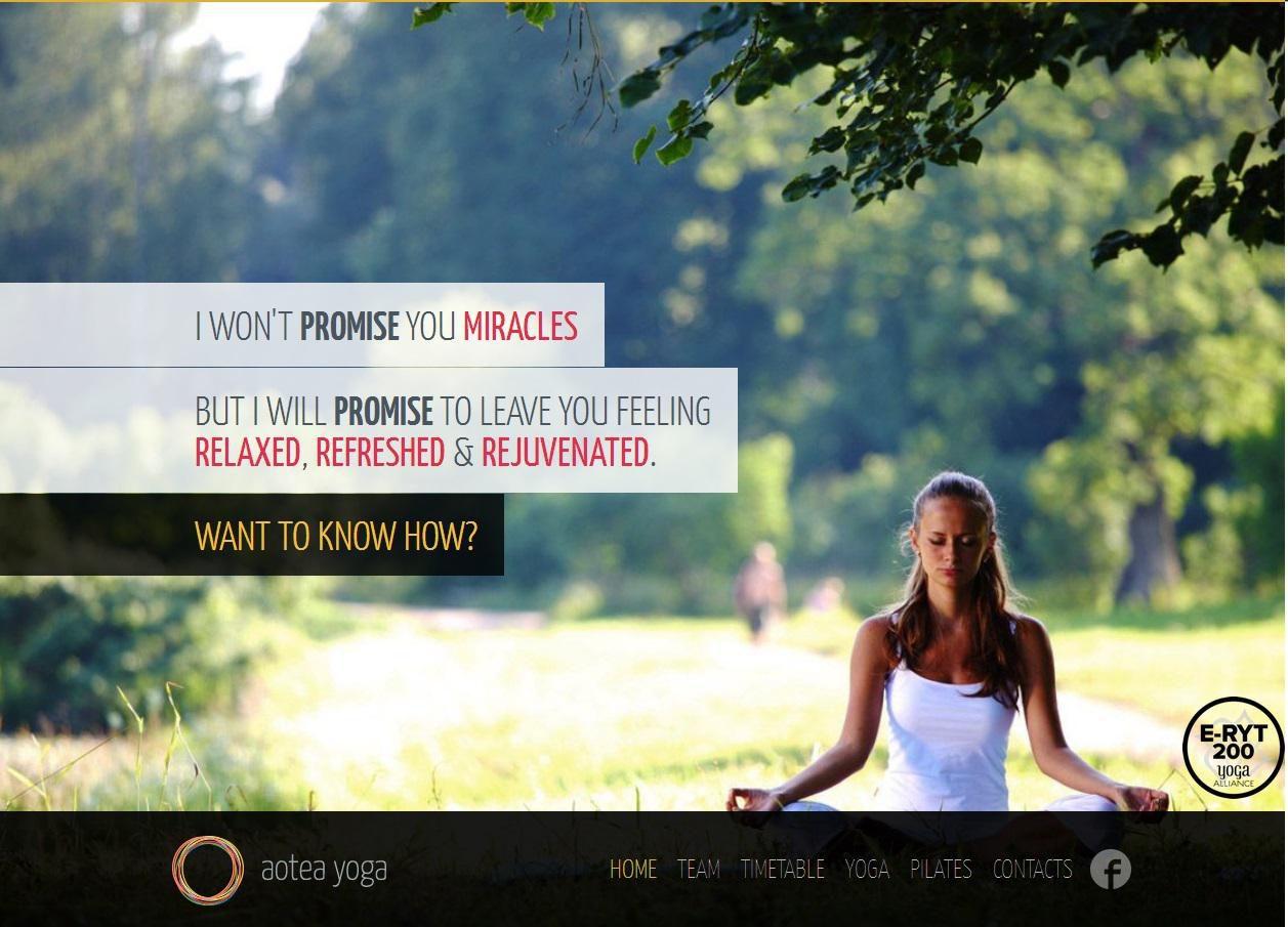 yoga in christchurch