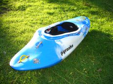 Pyranha Varun Whitewater Hybrid Kayak