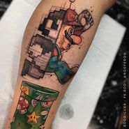 Top 60 Best Anime Tattoos from Till Death Tattoo