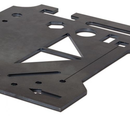 Industrial Metal Shape Cutting