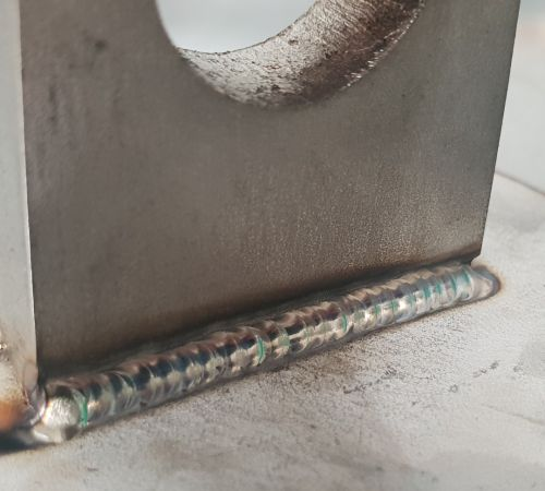 Welded Stong