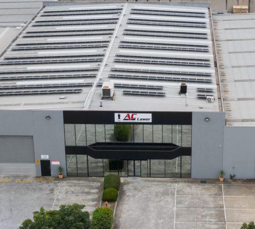 AC Laser location