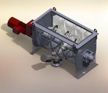 Mixing Equipment - Ribbon/Pug/Plough