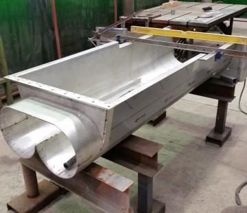 Twin Screw Conveyor