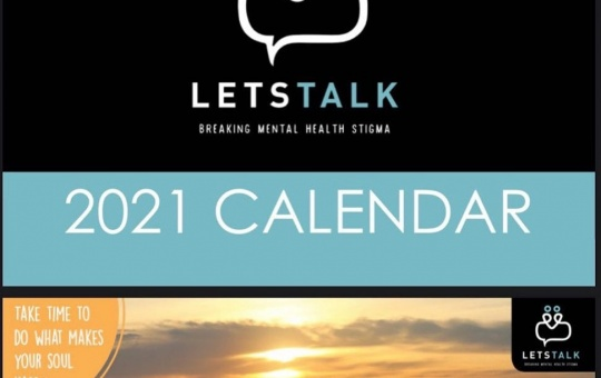 2021 Lets Talk Calendar (Bought to you by Lets Talk Colac-Otway)