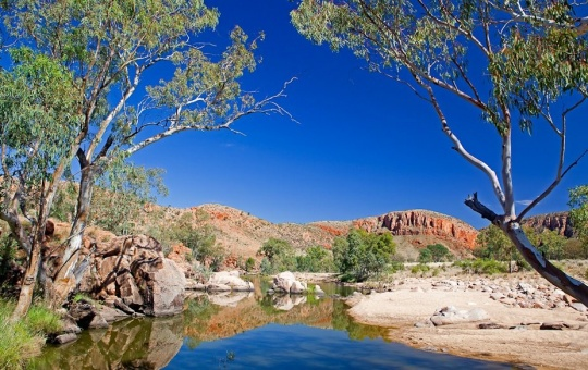 Larapinta Trail - DISCOVER YOURSELF