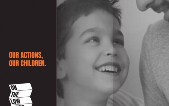 """""""Mirror Mirror"""" ONLINE event to reflect on the impact that our behaviours have on our children."""