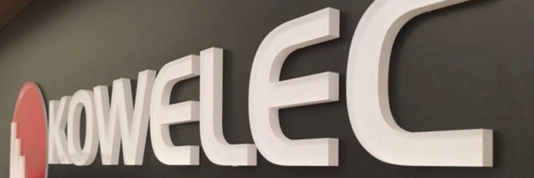 Kowelec... 3D Lettering & Logo