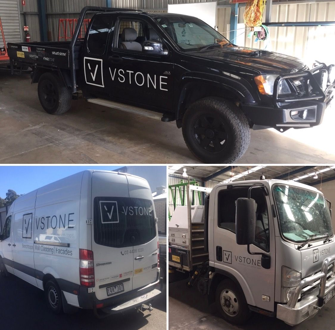 Vehicle Signage, Vinyl Lettering, Signwriting Bendigo Victoria, Mint Signs