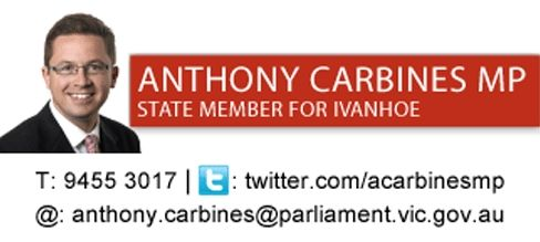 Anthony Carbines MP