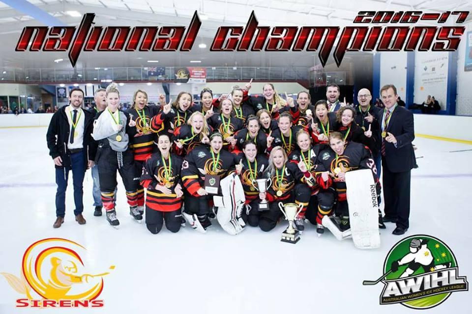 National Women S Program Supporting Womens Ice Hockey In Australia