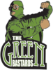 THE GREEN BASTARDS Logo