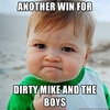 Dirty & the boys Logo