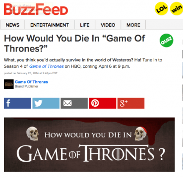 Buzzfeed-GOT-quiz