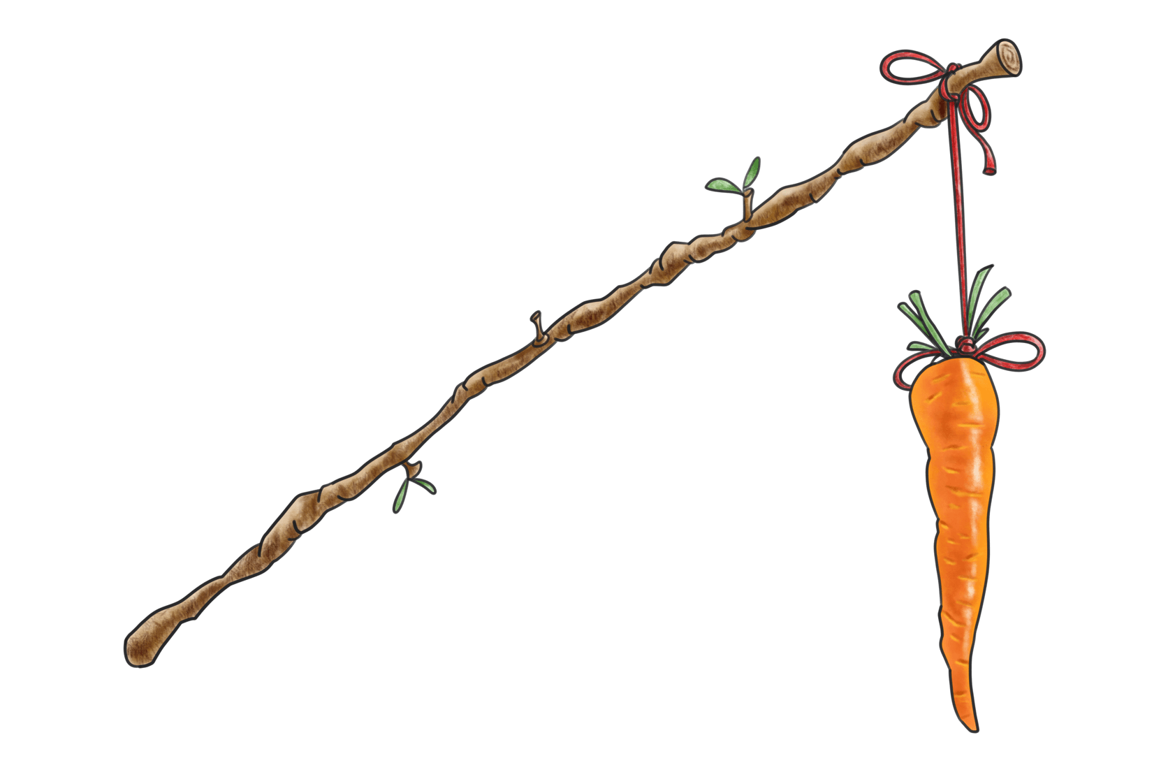 Motivation: why the carrot doesn't always stick