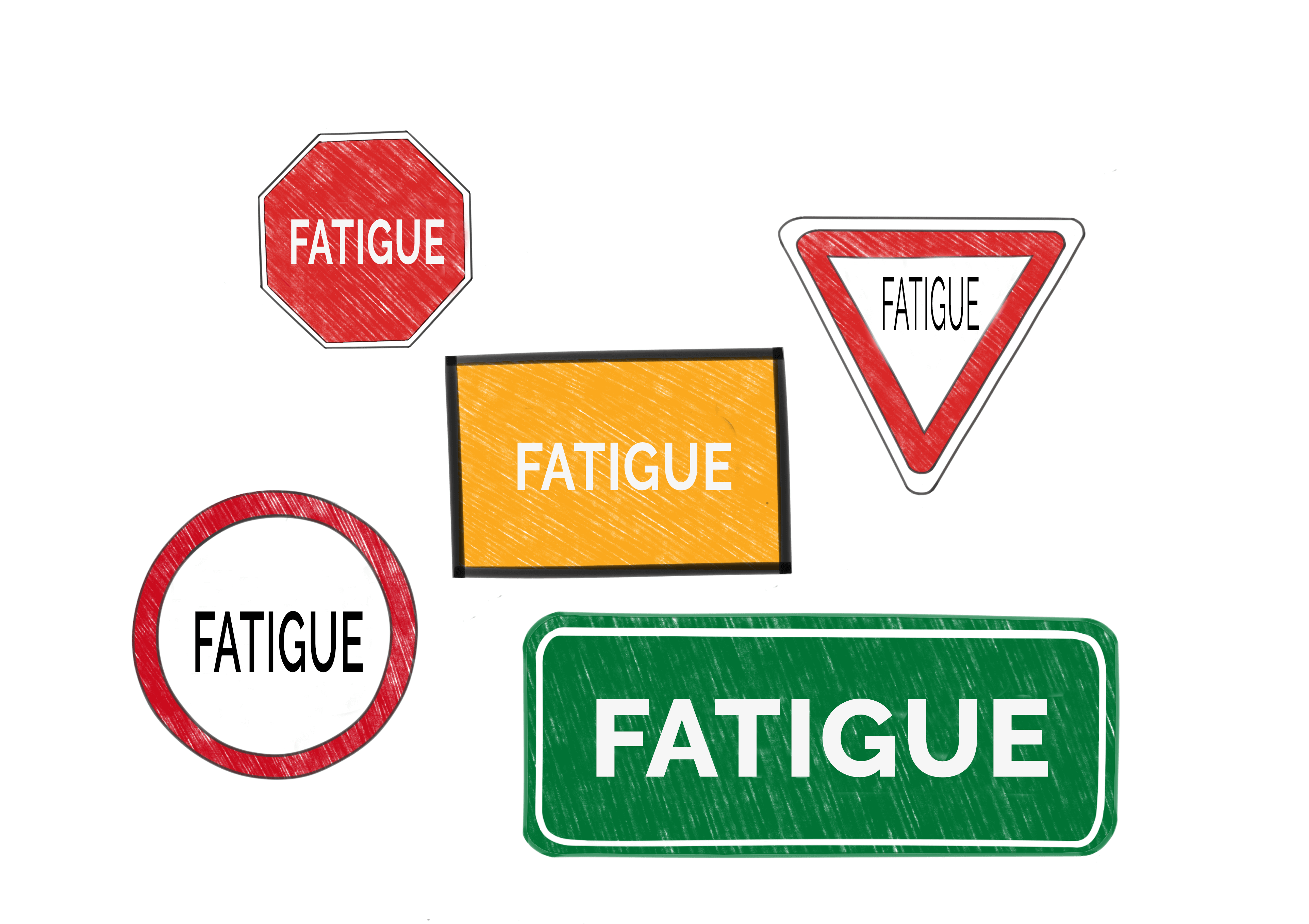 Top 10 signs of driver fatigue