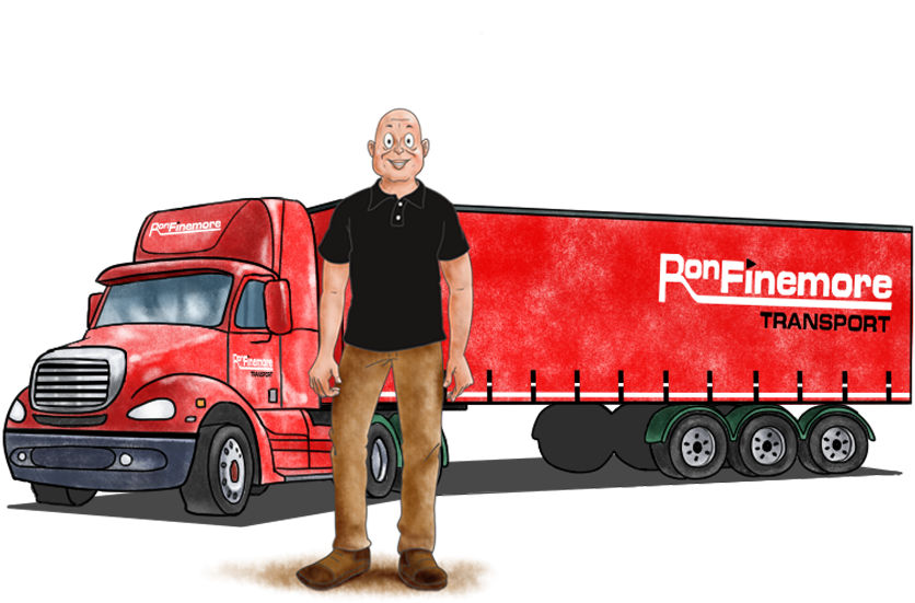 Ron Finemore Transport and Chain of Responsibility Training