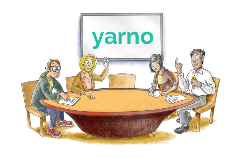 Why Grant Broadcasters chose Yarno