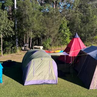 Glamping Beside The Maroochy River