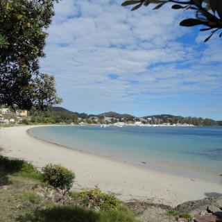 Camping by Nelson Bay  111 Tallean Rd, Nelson Bay NSW 2315, Australia