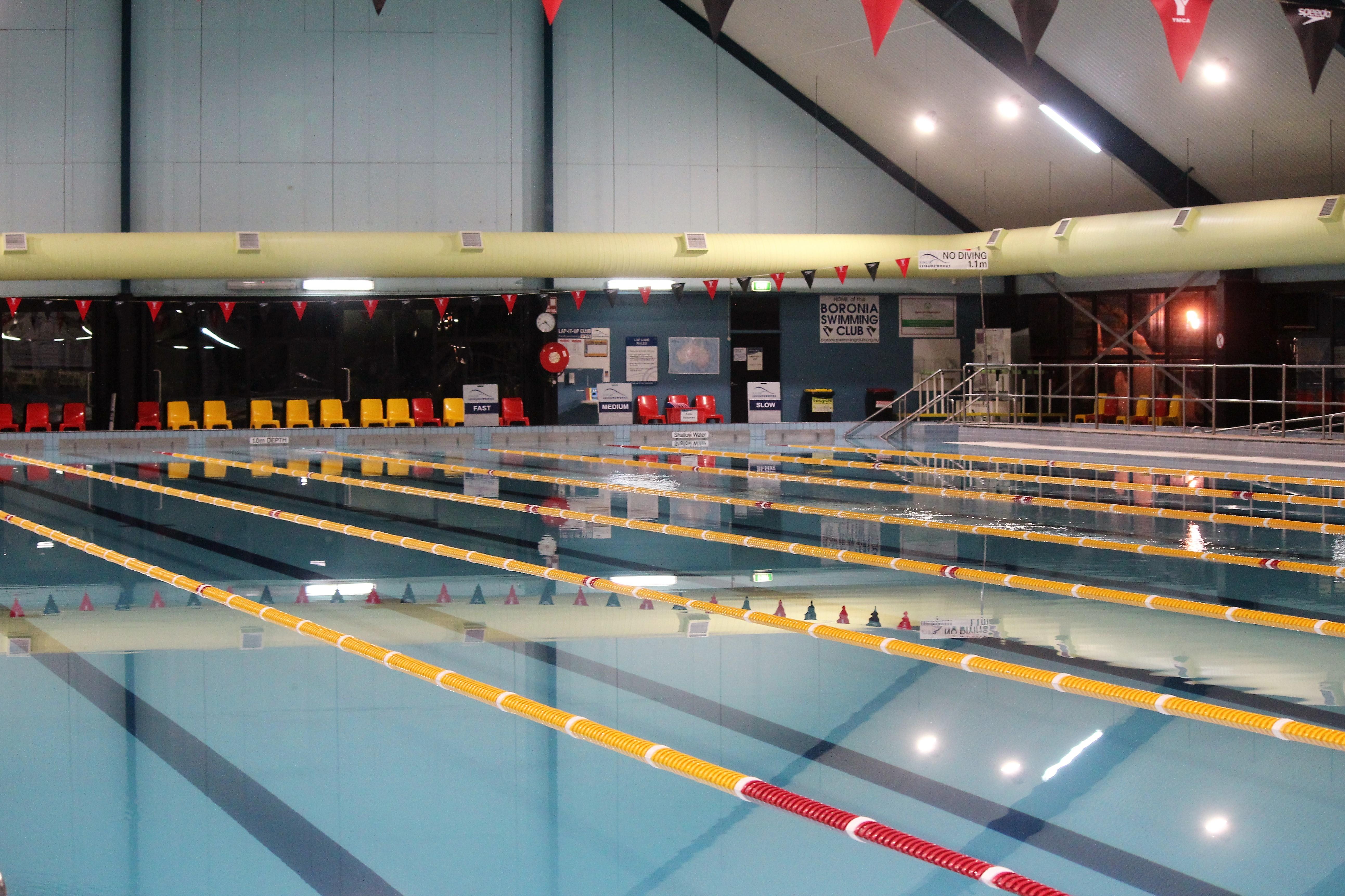50m Indoor Pool