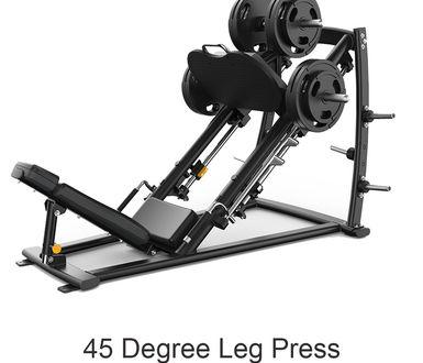 Magnum 45 Degree Leg Press Pic