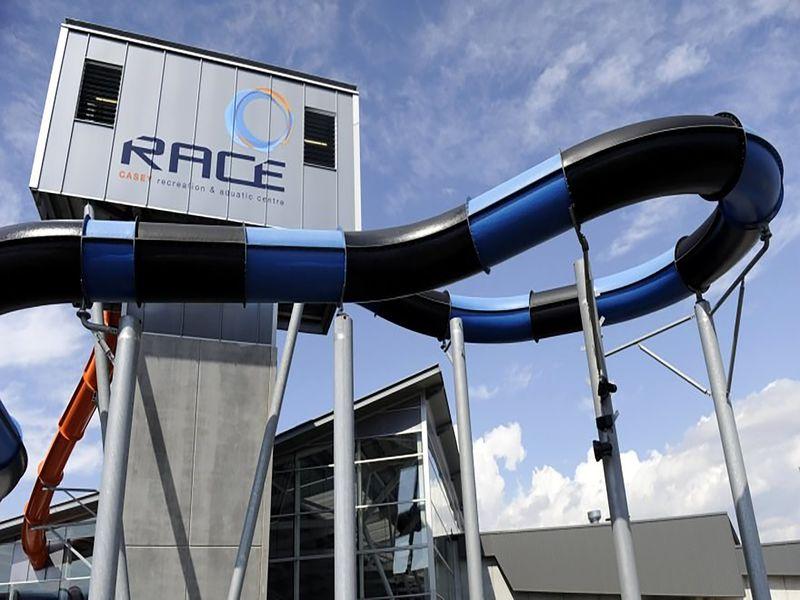 Casey RACE Slides