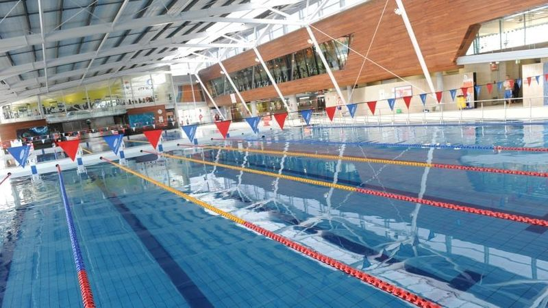 Casey Race 50 metre pool