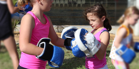 ARC Kids Club Boxing Girls