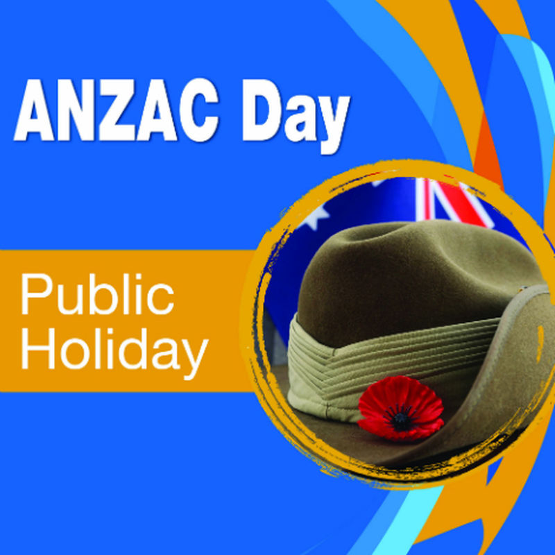 Race Anzac Day Fb
