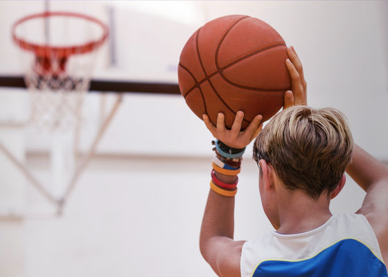 Basketball Pueple Test