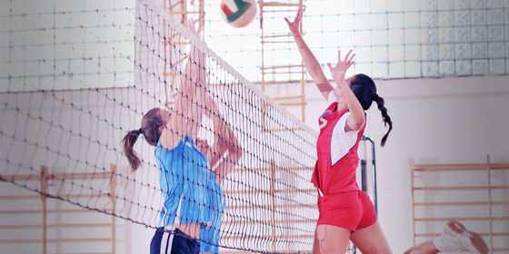 Volleyball Pueple Test