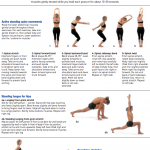 Yoga Synergy Back Pain Sequence Page 1, By Simon Borg-Olivier & Bianca Machliss