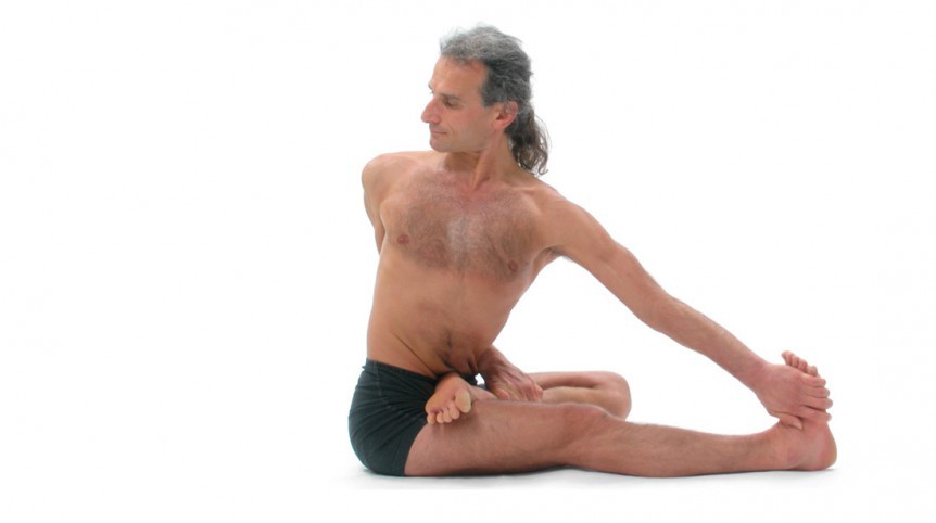 yoga synergy back pain