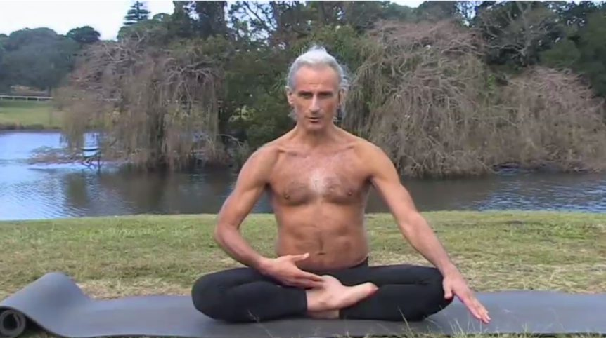 Breathing Part 2 Passive Seated Pranayama Yoga Synergy