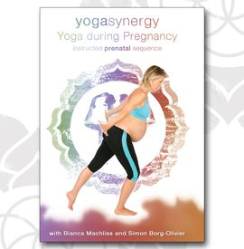 Yoga Synergy prenatal yoga video
