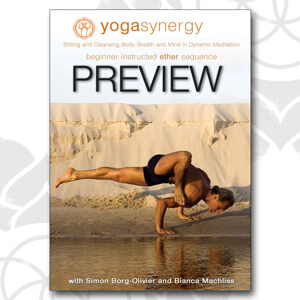 Yoga Synergy Beginner Ether Sequence with Simon Borg-Olivier