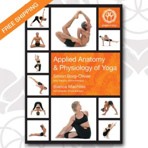 Applied Anatomy Physiology Yoga Book (Hard Copy)