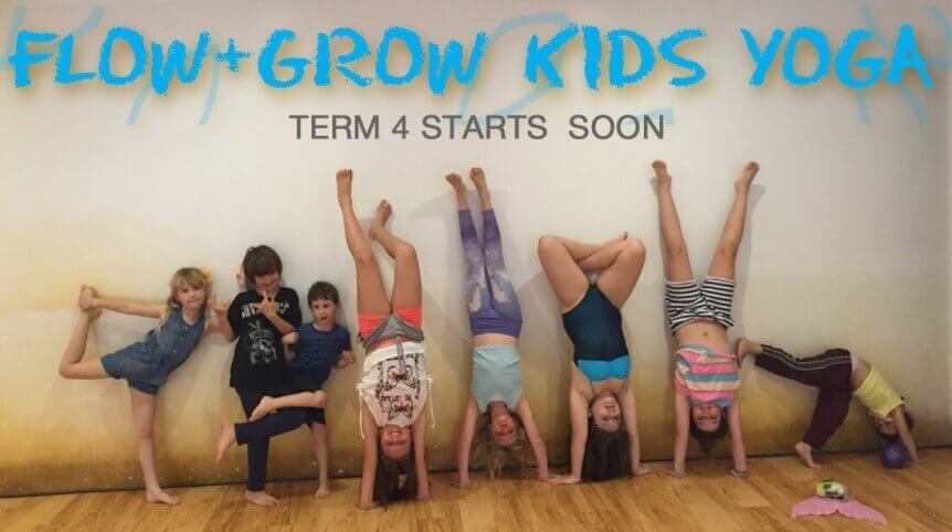 Yoga for Kids Term 4
